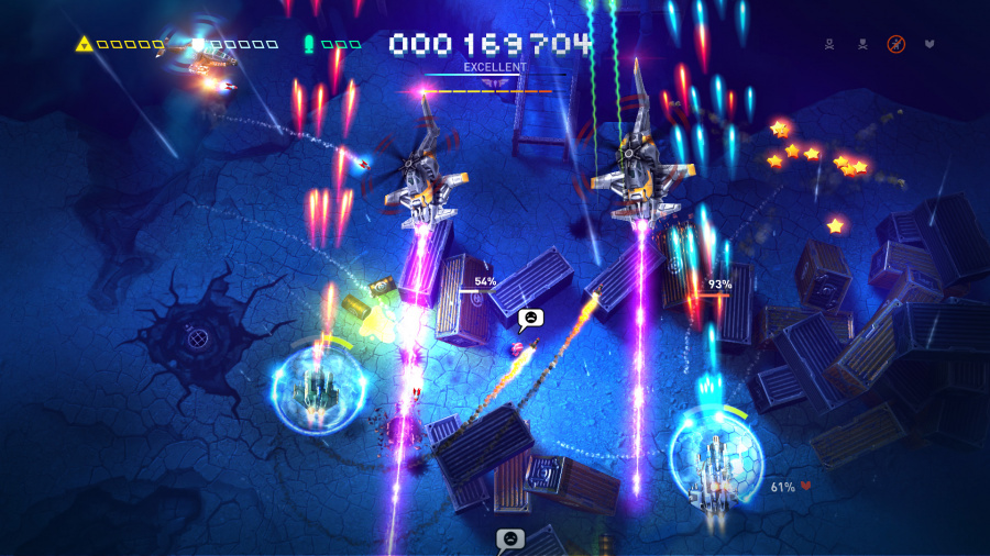Sky Force Reloaded Review - Screenshot 1 of 3