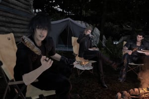 Monster of the Deep: Final Fantasy XV Screenshot