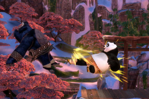 Kung Fu Panda: Showdown of Legendary Legends Screenshot