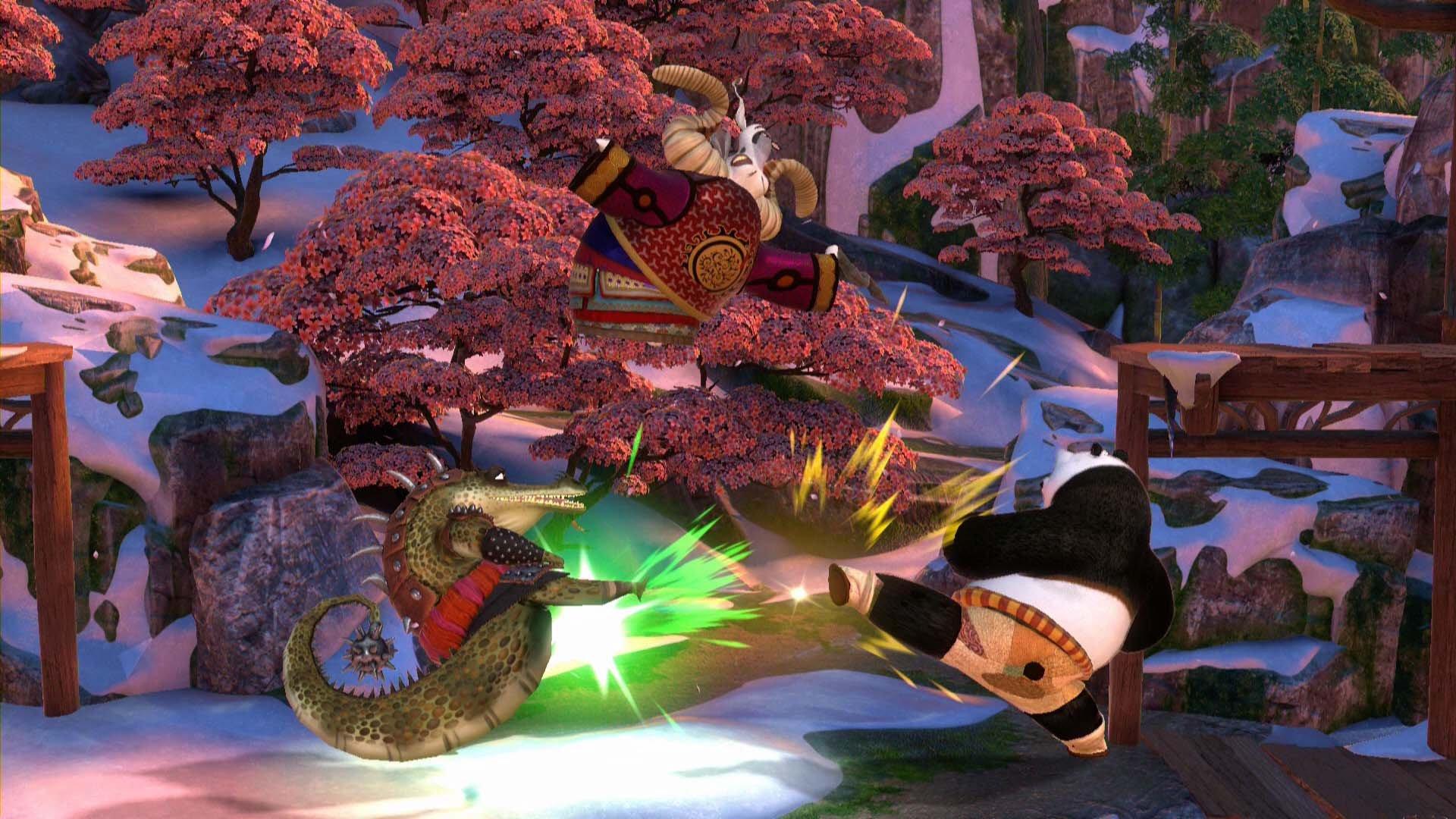 kung fu panda showdown legendary legends ps playstation game profile news reviews