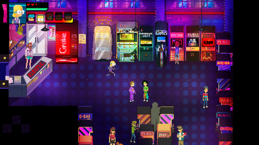 Crossing Souls Review - Screenshot 3 of 3