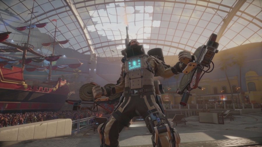 Dead Rising 4: Frank's Big Package Review - Screenshot 3 of 4
