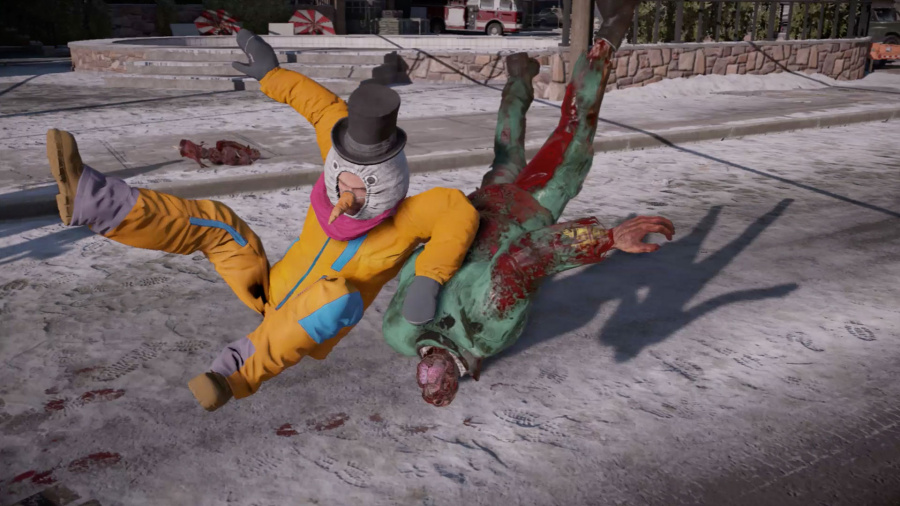 Dead Rising 4: Frank's Big Package Review - Screenshot 1 of 4