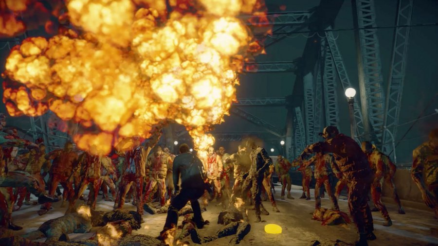 Dead Rising 4: Frank's Big Package Review - Screenshot 2 of 4