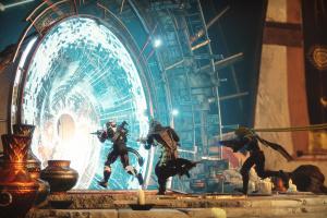 Destiny 2: Curse of Osiris Screenshot