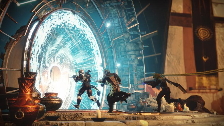 Destiny 2: Curse of Osiris Review - Screenshot 1 of 5