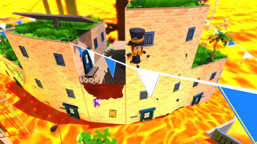 A Hat in Time Review - Screenshot 1 of 4