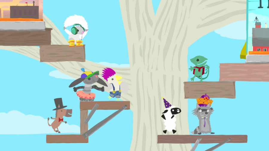 Ultimate Chicken Horse Review - Screenshot 1 of 4