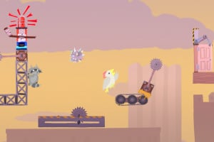 Ultimate Chicken Horse Screenshot