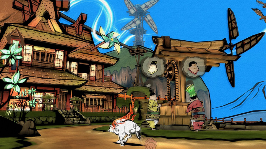 Okami HD Review - Screenshot 2 of 4