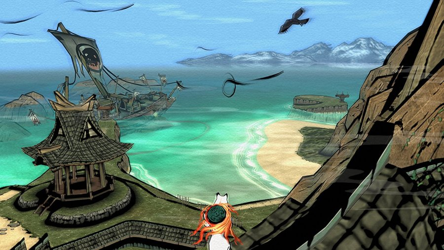 Okami HD Review - Screenshot 3 of 4