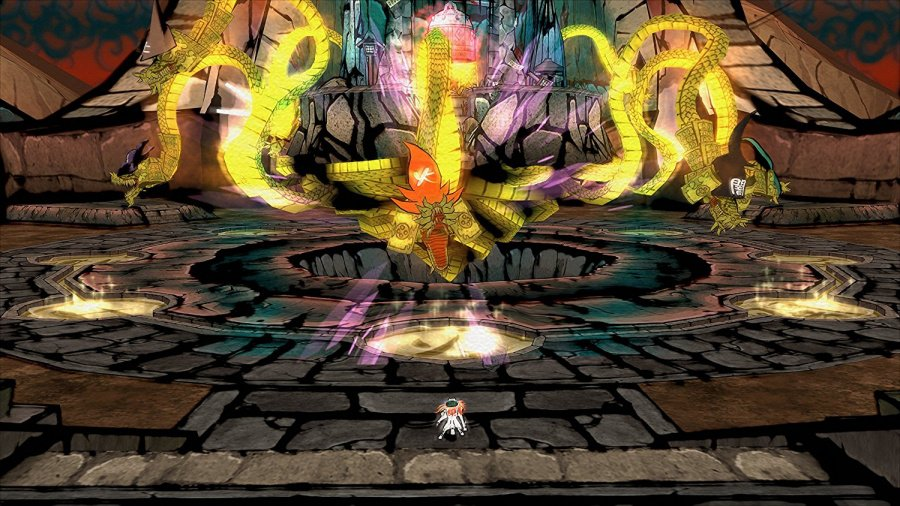 Okami HD Review - Screenshot 4 of 4