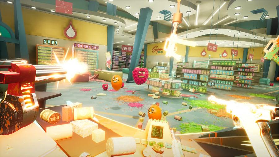 Shooty Fruity Review - Screenshot 3 of 4