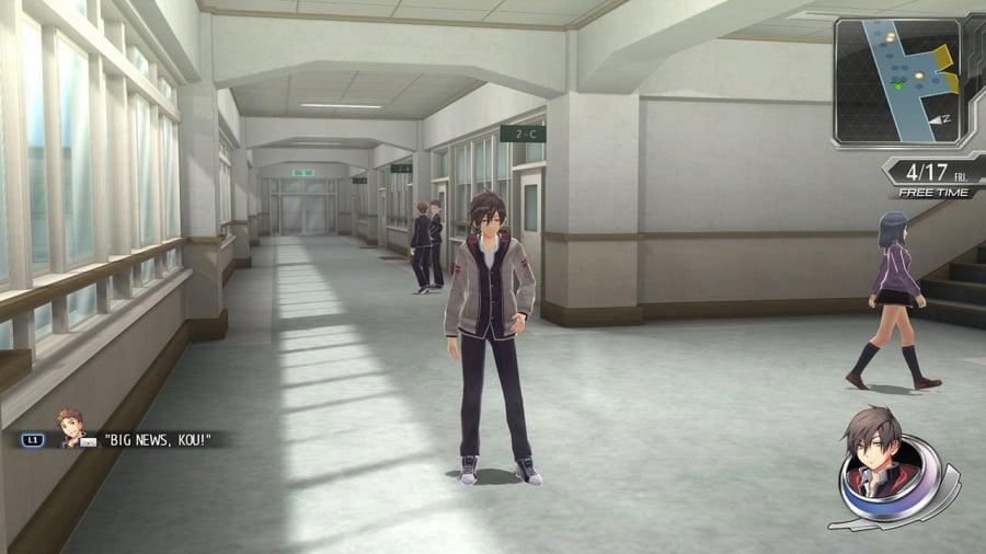 Tokyo Xanadu EX+ Review - Screenshot 2 of 3