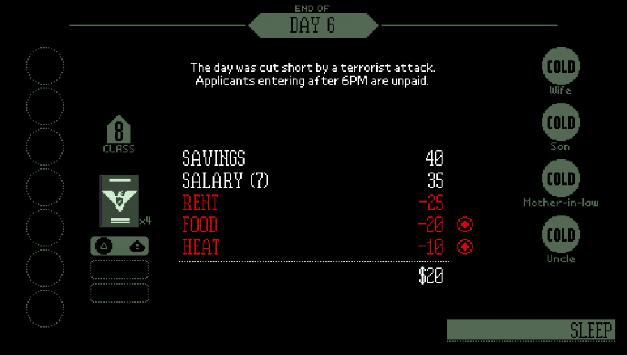 Papers, Please Review - Screenshot 1 of 3