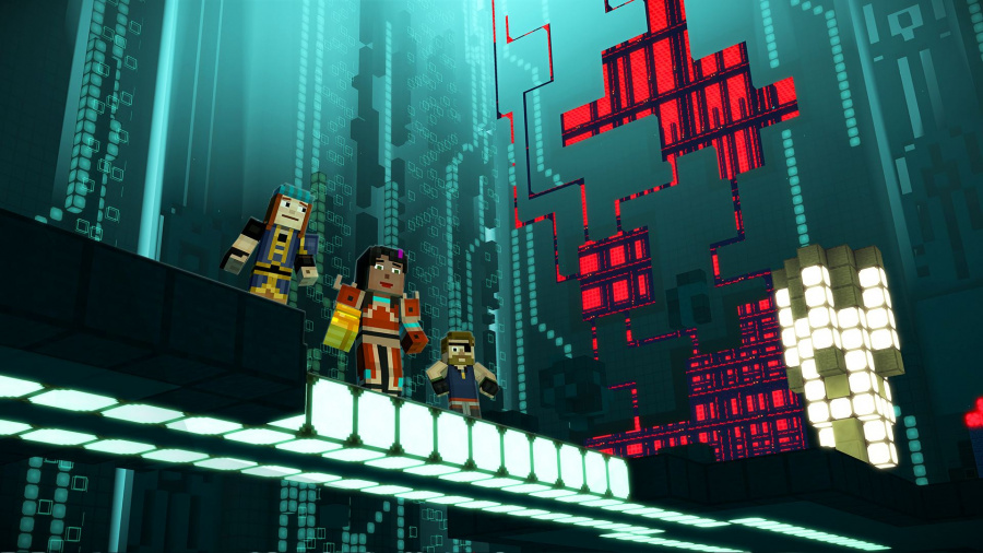 Minecraft: Story Mode Season Two - Episode 5: Above and Beyond Review - Screenshot 2 of 3