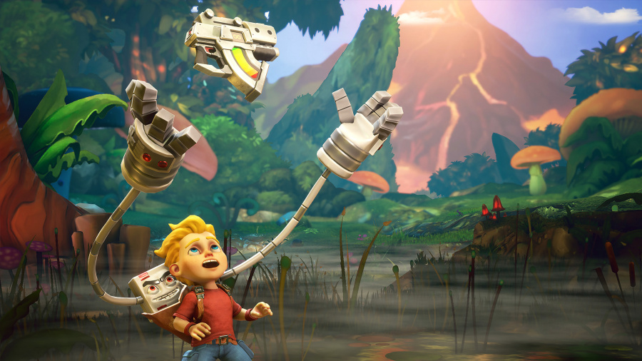 Rad Rodgers Review - Screenshot 1 of 3