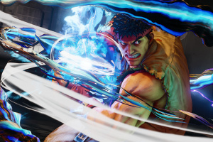 Street Fighter V: Arcade Edition Screenshot