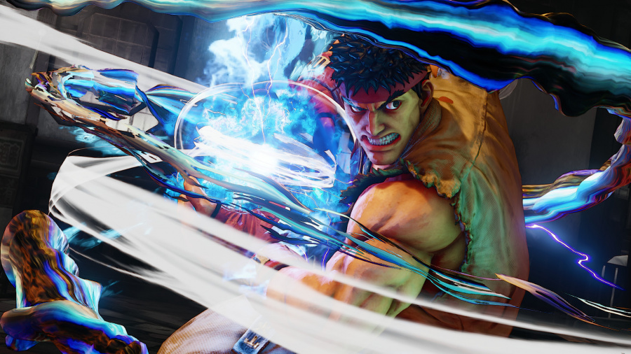 Street Fighter V: Arcade Edition Review - Screenshot 4 of 4