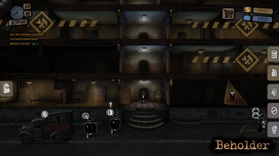 Beholder: Complete Edition Review - Screenshot 2 of 4