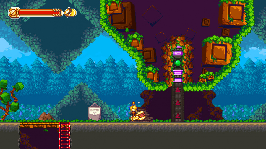 Iconoclasts Review - Screenshot 2 of 4
