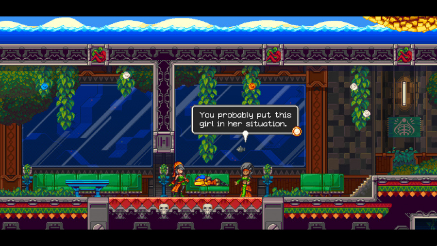 Iconoclasts Review - Screenshot 1 of 4