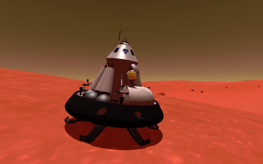 Kerbal Space Program: Enhanced Edition Review - Screenshot 1 of 4