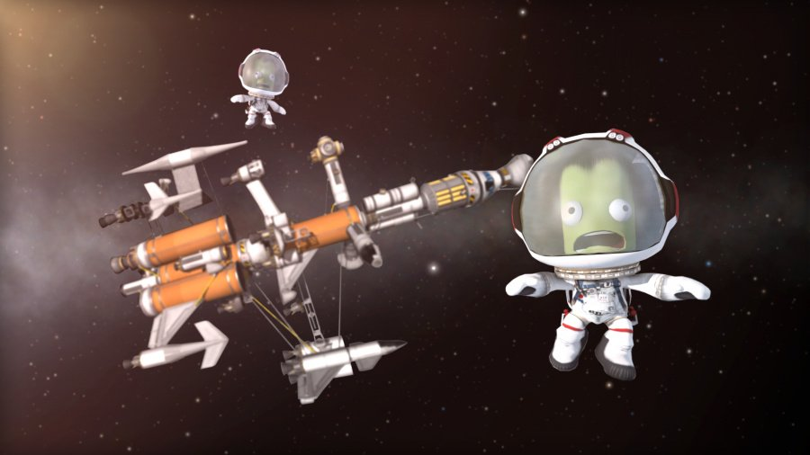 Kerbal Space Program: Enhanced Edition Review - Screenshot 5 of 5