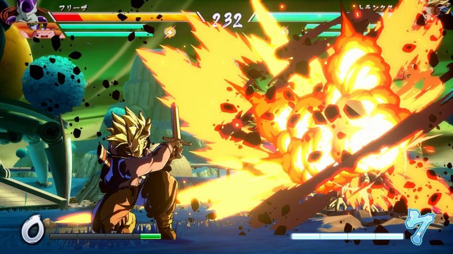 Dragon Ball FighterZ Review - Screenshot 2 of 5