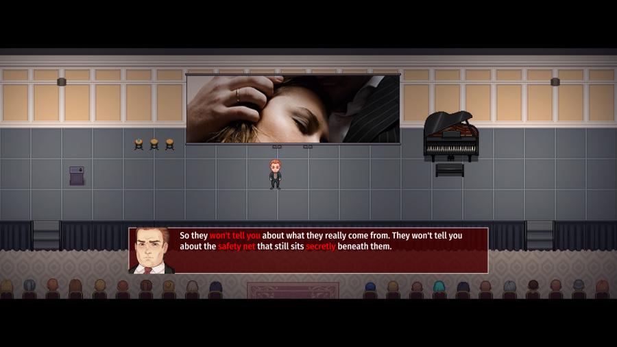 Little Red Lie Review - Screenshot 1 of 3