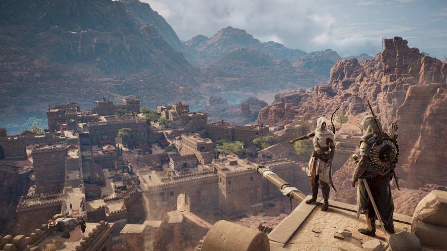 Assassin's Creed Origins: The Hidden Ones Review - Screenshot 1 of 2
