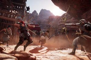 Assassin's Creed Origins: The Hidden Ones Screenshot