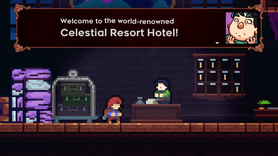 Celeste Review - Screenshot 3 of 3