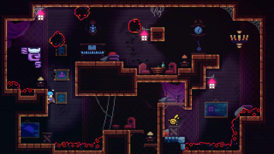 Celeste Review - Screenshot 1 of 3