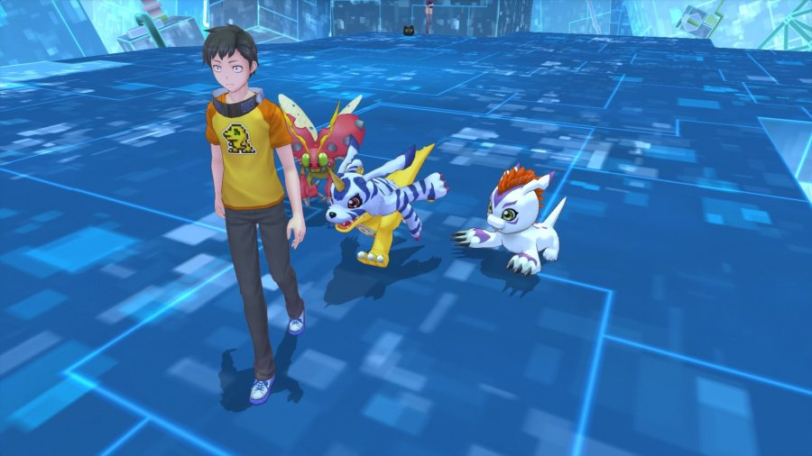 Digimon Story: Cyber Sleuth - Hacker's Memory Review - Screenshot 4 of 6