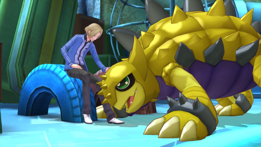 Digimon Story: Cyber Sleuth - Hacker's Memory Review - Screenshot 2 of 6