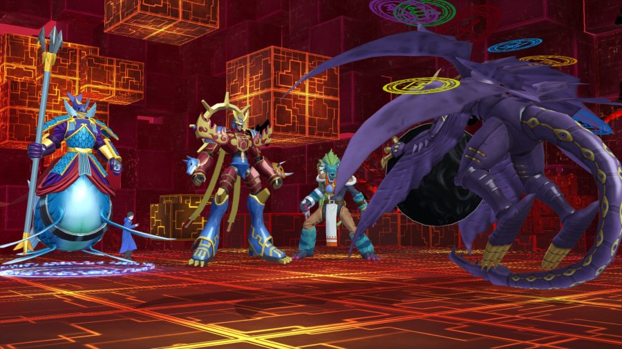 Digimon Story: Cyber Sleuth - Hacker's Memory Review - Screenshot 5 of 6