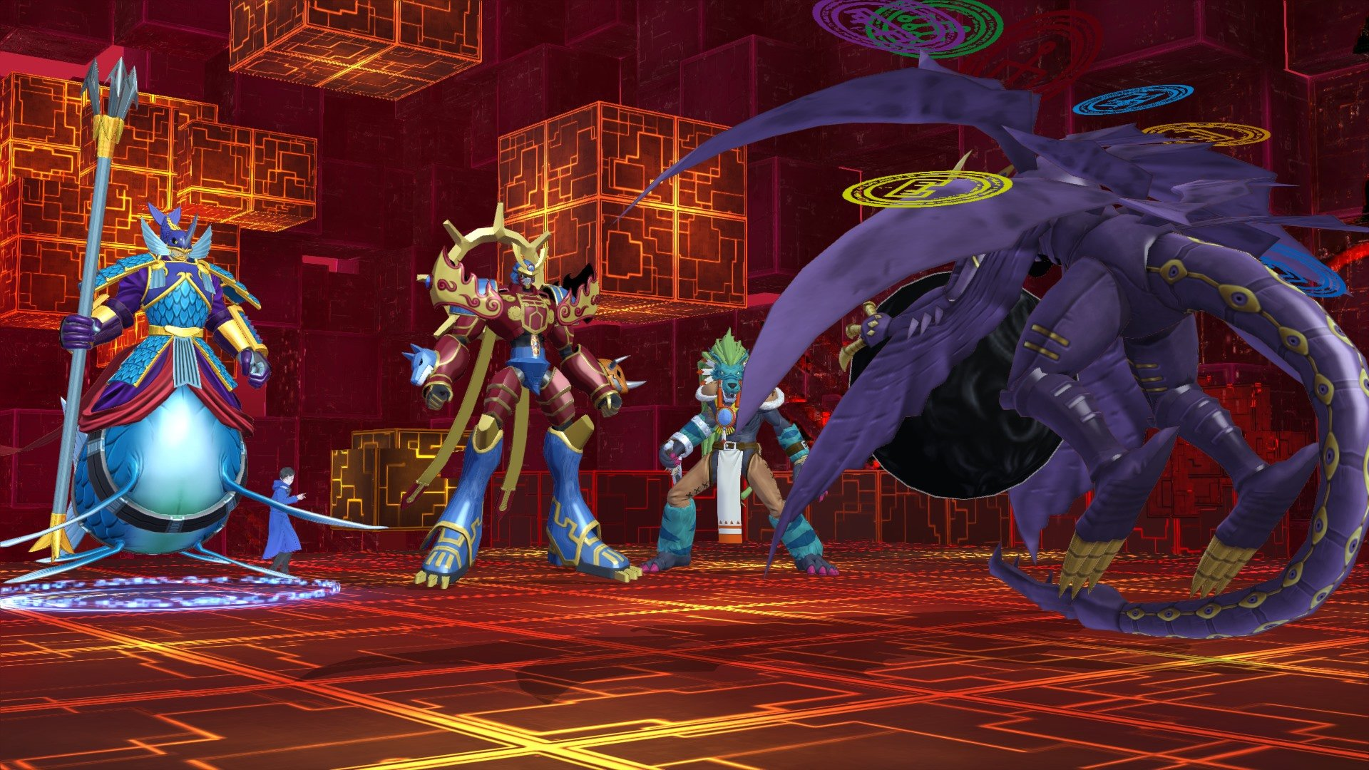Digimon Story Cyber Sleuth Hacker S Memory Review Ps4 Push Square