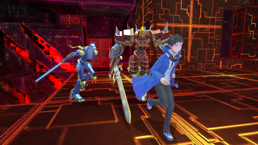 Digimon Story: Cyber Sleuth - Hacker's Memory Review - Screenshot 1 of 6