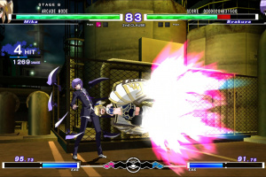 Under Night In-Birth Exe:Late[st] Screenshot