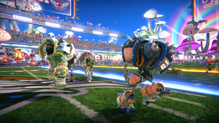 Mutant Football League Review - Screenshot 2 of 3