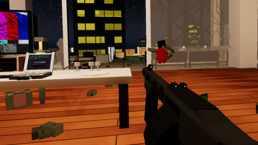 Out of Ammo Review - Screenshot 1 of 4
