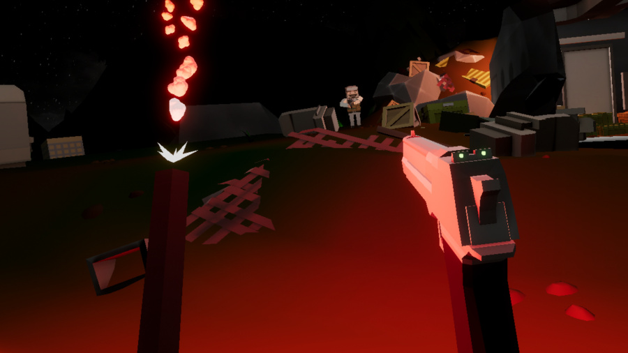 Out of Ammo Review - Screenshot 3 of 4