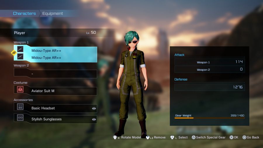 Sword Art Online: Fatal Bullet Review - Screenshot 1 of 5