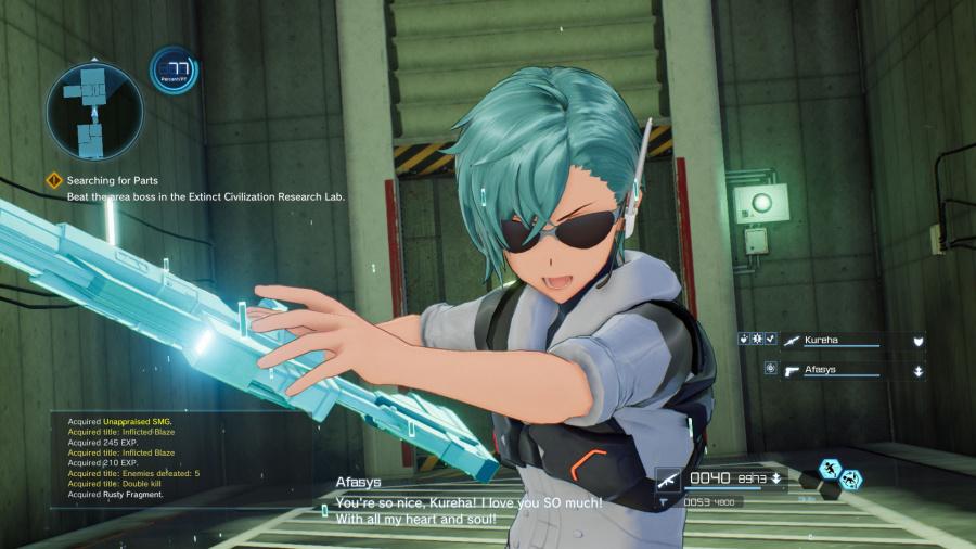 Sword Art Online: Fatal Bullet Review - Screenshot 5 of 5