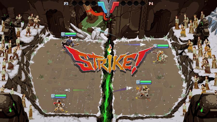 Strikers Edge Review - Screenshot 2 of 3