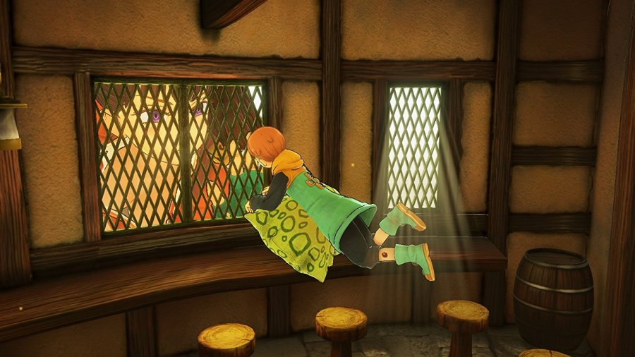 The Seven Deadly Sins: Knights of Britannia Review - Screenshot 1 of 4