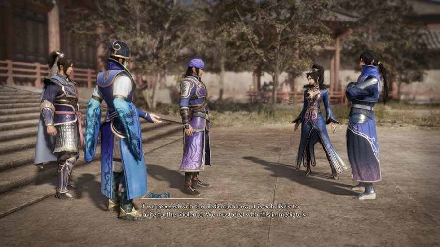 Dynasty Warriors 9 Review - Screenshot 2 of 6