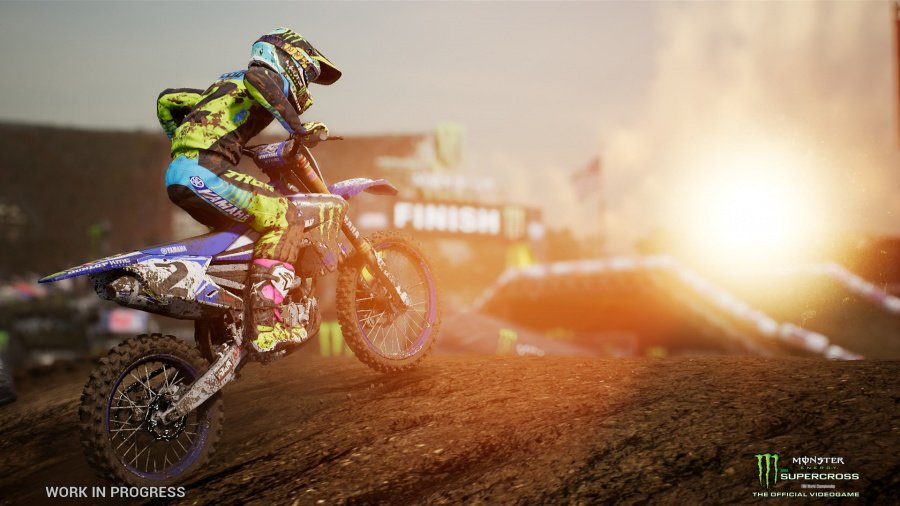 Monster Energy Supercross: The Official Videogame Review - Screenshot 3 of 3
