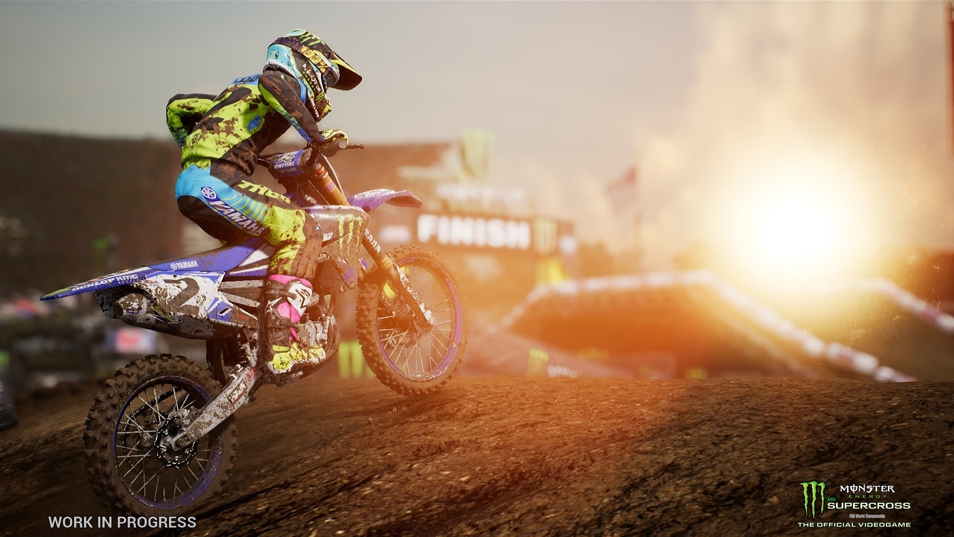 monster energy supercross the official videogame review. Black Bedroom Furniture Sets. Home Design Ideas